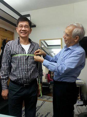 Bespoke Tailors HK