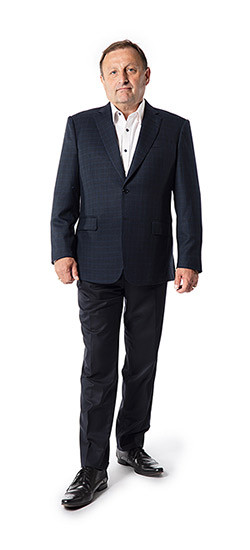Austin Dark Blue Sport Coat