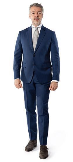Tyson's Corner Navy Suit