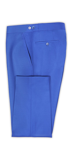 Royal Blue Pants