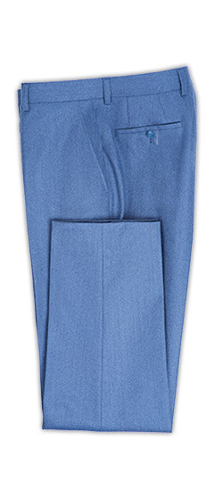 Blue Flannel Pants